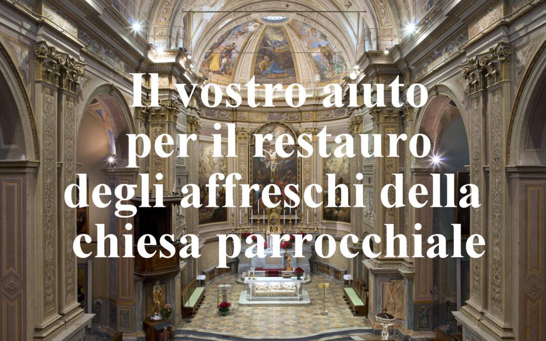 Carissimi parrocchiani… lettera di don Beppe