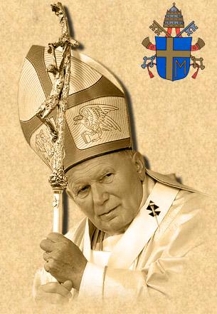 1920/2020 18 maggio – centenario della nascita di Giovanni Paolo II
