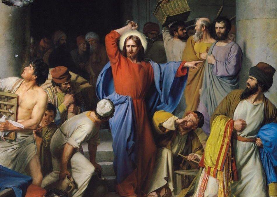 III Domenica di Quaresima – preghiera